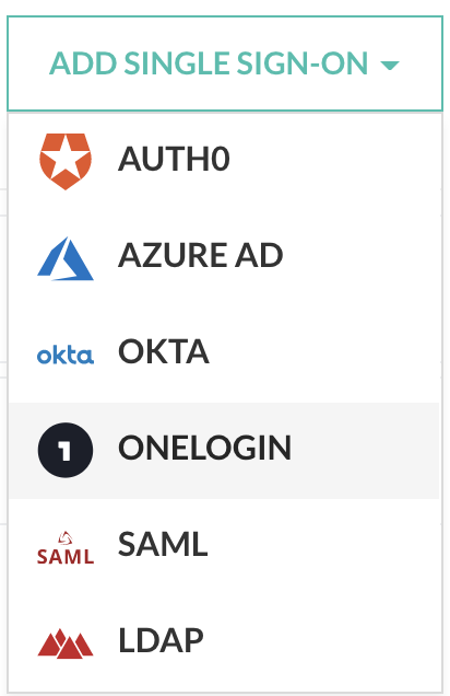 Choosing OneLogin for Auth
