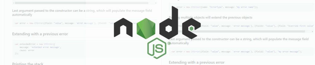 Getting the Most Out of Your Node js Errors - Codefresh