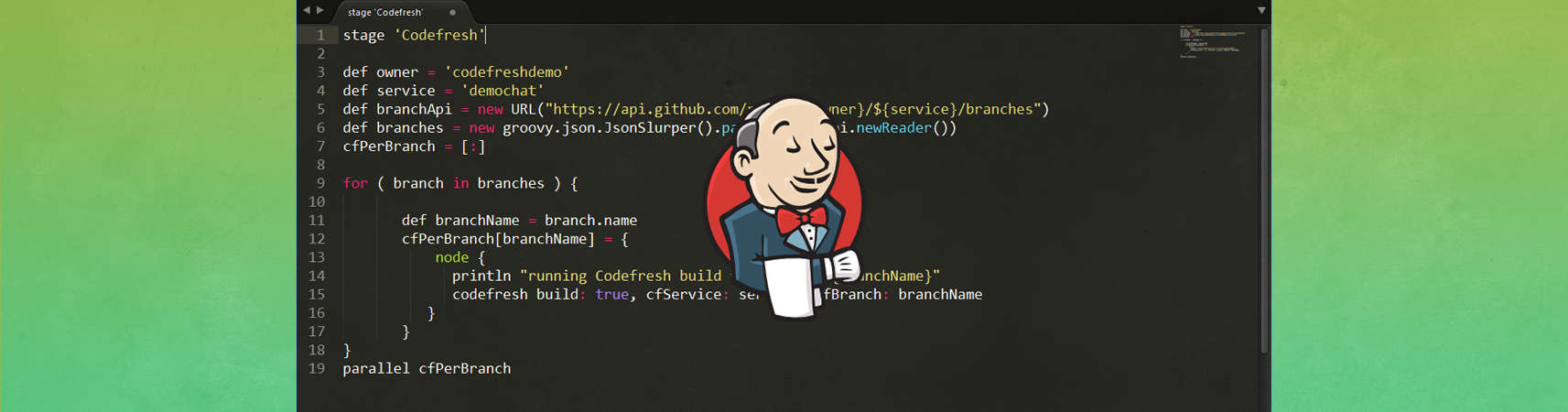 Pipelines-as-Code with the New Codefresh Jenkins Plugin