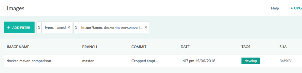 Using Docker from Maven and Maven from Docker