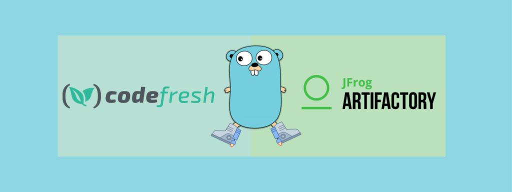 Make Go Builds Fast with Versioned Go Modules, JFrog, and Codefresh